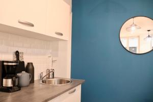 Appartement Paris-Saint Georges, Apartmanok  Párizs - big - 42