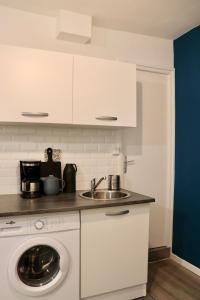 Appartement Paris-Saint Georges, Apartmanok  Párizs - big - 50