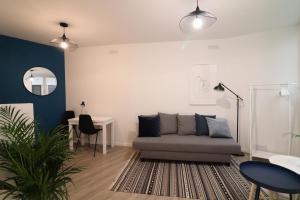 Appartement Paris-Saint Georges, Apartmanok  Párizs - big - 54