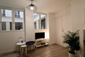 Appartement Paris-Saint Georges, Apartmanok  Párizs - big - 58