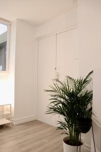 Appartement Paris-Saint Georges, Apartmanok  Párizs - big - 61