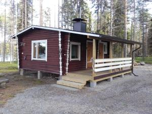 Ollilan Lomamajat, Holiday homes  Kuusamo - big - 46