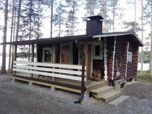 Ollilan Lomamajat, Holiday homes  Kuusamo - big - 47