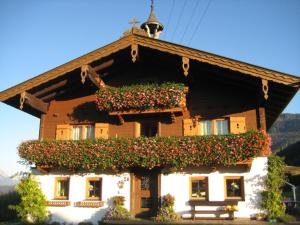 Haus Kranzbichl - Apartment - Thiersee