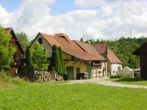 Ferienwohnung Lautertal - Bichishausen