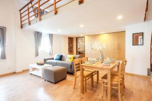 Exclusive Duplex Apartment