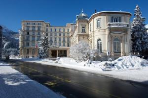 Hotel Reine Victoria by Laudinella, Санкт-Мориц