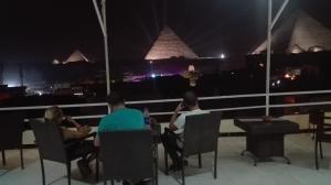 Horus Guest House Pyramids View, Hostince  Káhira - big - 83
