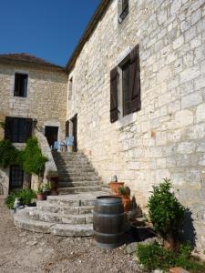 Chateau de Sadillac, Ville  Sadillac - big - 9