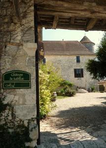 Chateau de Sadillac, Ville  Sadillac - big - 46
