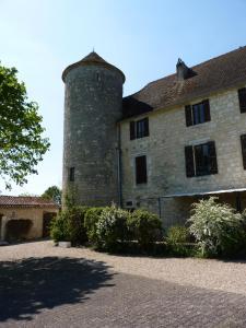 Chateau de Sadillac, Ville  Sadillac - big - 44