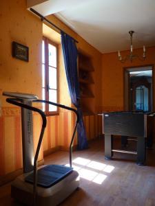 Chateau de Sadillac, Ville  Sadillac - big - 47