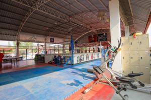 Cong Carter Muay Thai Camp - Suan Son
