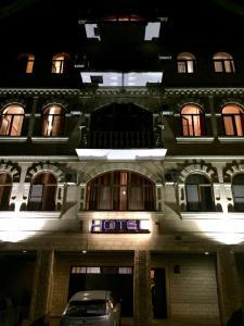 Central Hotel Corpus 2 - Karaman Sedmoy