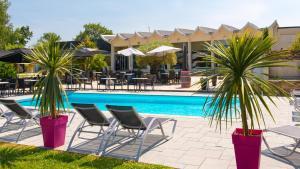 Brit Hotel Nantes Vigneux - L\'Atlantel à Vigneux-de-Bretagne