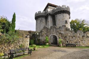 La Casa de Su, Загородные дома  Баньос-де-Монтемайор - big - 4