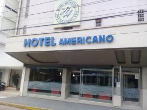 . Hotel Americano Pergamino