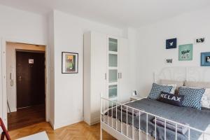 Heart of Warsaw III apartment
