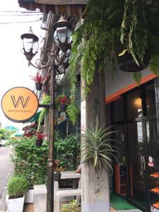 Wachi Hostel - Bangkok Yai