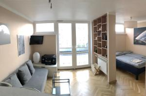 Moonshot Apartment