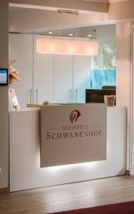 Seehotel Schwanenhof, Hotels  Mölln - big - 39