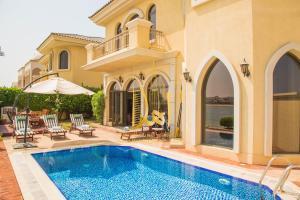 Ahlan Holiday Homes - Garden Home Beach Villa