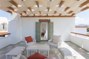 Porto Naxos, Hotels  Naxos Chora - big - 7