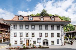 Romantik Hôtel l'Etoile - Hotel - Charmey