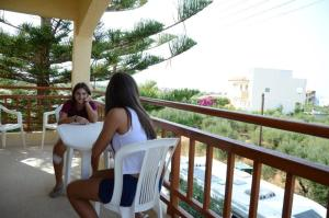 Alex Apartments, Aparthotels  Hersonissos - big - 17