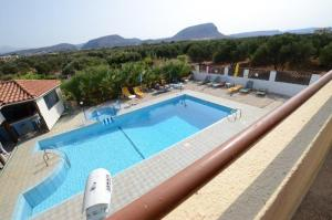 Alex Apartments, Aparthotels  Hersonissos - big - 12