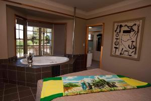 R on the Downs BnB & Cottages, Chaty  Yangan - big - 32