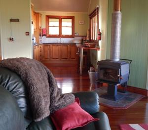 R on the Downs BnB & Cottages, Chaty  Yangan - big - 26
