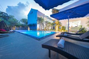 Tran Family Villas Boutique Hotel, Hotels  Hoi An - big - 21