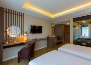 GLOW Ao Nang Krabi, Hotel  Ao Nang Beach - big - 47