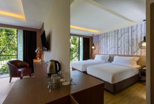GLOW Ao Nang Krabi, Hotel  Ao Nang Beach - big - 33