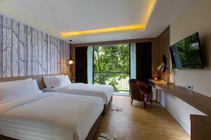 GLOW Ao Nang Krabi, Hotels  Ao Nang Beach - big - 33