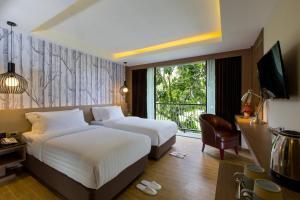 GLOW Ao Nang Krabi, Hotels  Ao Nang Beach - big - 8