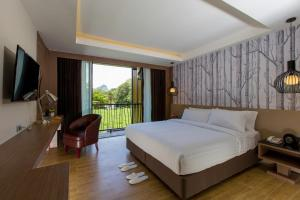 GLOW Ao Nang Krabi, Hotels  Ao Nang Beach - big - 43