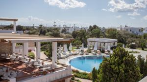 Porto Naxos, Hotely  Naxos Chora - big - 52