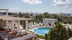Porto Naxos, Hotels  Naxos Chora - big - 59