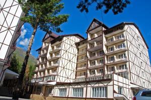 Отель Снежный барс