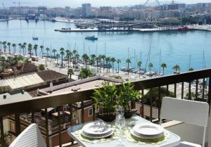 Malaga Center Flat Exclusive