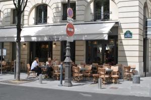 Private Apartment - Palais Royal - Louvre Museum, Apartmanok  Párizs - big - 2