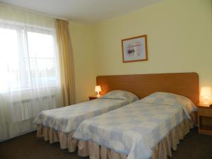 Accommodation in Leningrad