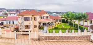 Mountain's View Hotel, Отели типа «постель и завтрак»  Bujumbura - big - 1