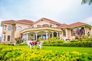 Mountain's View Hotel, Отели типа «постель и завтрак»  Bujumbura - big - 20