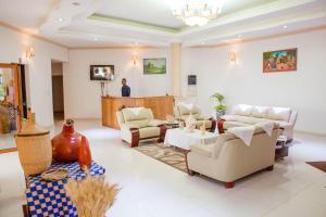 Mountain's View Hotel, Отели типа «постель и завтрак»  Bujumbura - big - 37