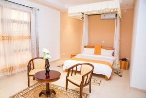 Mountain's View Hotel, Отели типа «постель и завтрак»  Бужумбура - big - 5