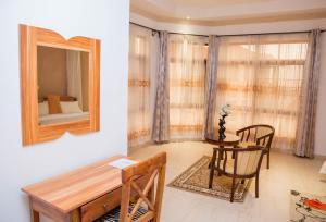 Mountain's View Hotel, Отели типа «постель и завтрак»  Бужумбура - big - 7