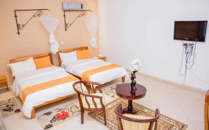 Mountain's View Hotel, Отели типа «постель и завтрак»  Бужумбура - big - 37